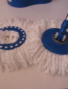 360 spinning mop