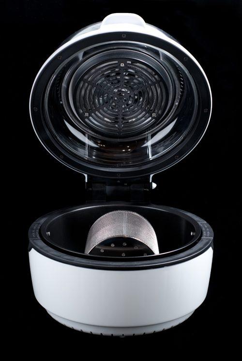 The FRYAIR Air Fryer use air instead of Oil